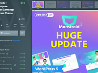 Monstroid 2: A MultiPurpose WordPress Theme (Reviewed)