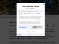 WordProof Timestamp, a Plugin that Stamps your Content on the Blockchain