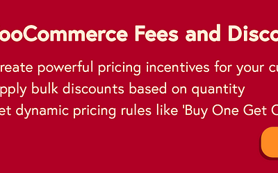 WooCommerce category discount – reduce product prices by category