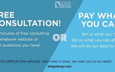 Free Consulting & Pay What You Can