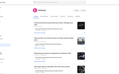 How to Submit Your WordPress Site to Google News and Google Discover