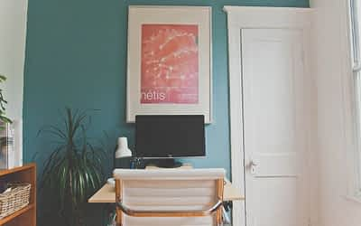 Improve Your Home Office Productivity