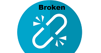 broken link Nothing found