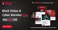 FLAT 50% OFF – Blog Designer Pro WordPress Plugin