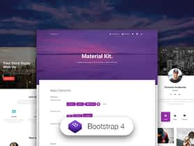 20 Best Creative Bootstrap HTML Templates 2020