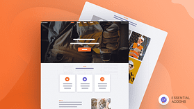 How to Create A Construction Website FREE Elementor Template