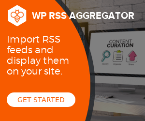 wprssaggregator WordPress 5.3.1 RC 2