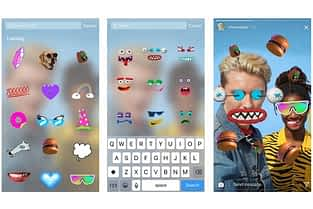 Instagram GIF Stickers – Learning New Points Covering These Sections Well