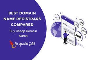 How to Choose the Best Domain Registrar to Buy a Right Domain Name?