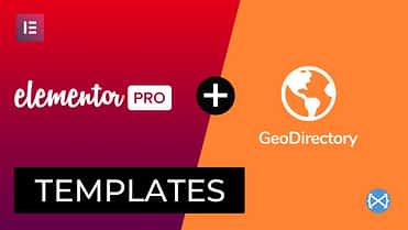 Customize the design of GeoDirectory Templates with Elementor Pro