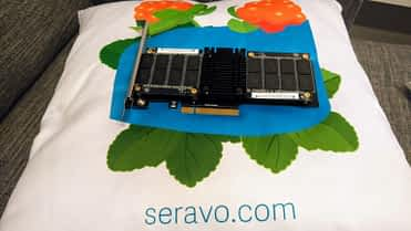 PCIe-NVMe – Faster than SSD
