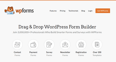 WPForms Giveaway – Win 3 WPForms Pro Licenses and Build Professional Forms for Your WordPress Website