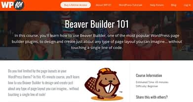 8 Beaver Builder Courses for Advancing Your Professional Development
