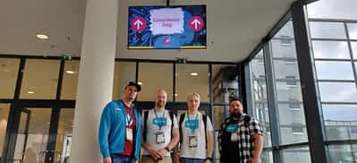 Back from WordCamp Europe Berlin 2019