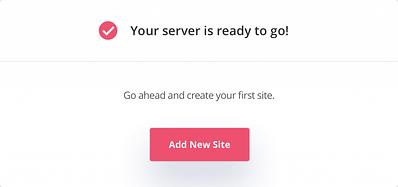 SpinupWP: Best WordPress-Optimized Cloud Server Control Panel App