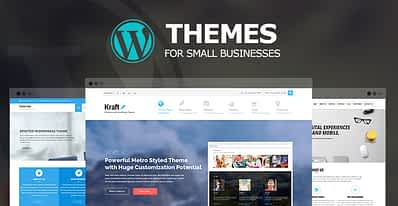 10 Free WordPress Themes Suitable for Small Businesses