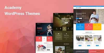 6 Academy WordPress Themes are Indeed the Best for Educational Sites