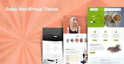 6 Top Retro WordPress Themes for Vintage Style Blog and Websites