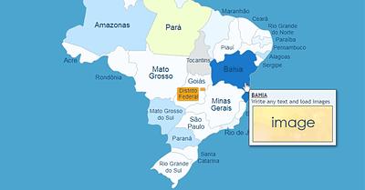 Como Adicionar um Mapa Interativo do Brasil em seu Website no WordPress