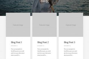 Genesis Blog Page Template In Columns