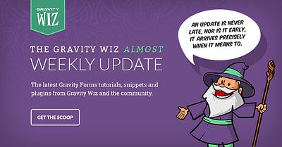Gravity Wiz Weekly #96