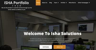 Why Should You Choose Isha WordPress Theme?