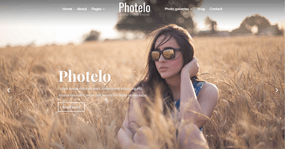 Divi Child Themes for Photography Websites