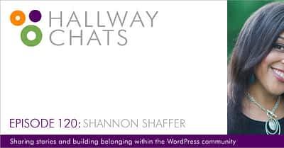 Episode 120 – Shannon Shaffer