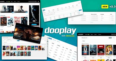 Доработка темы DooPlay
