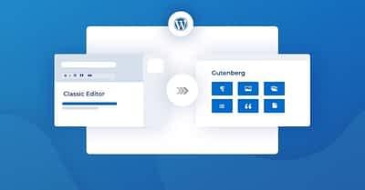 Преобразование старого контента в блоки Gutenberg