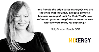 How Pagely was Built by a Husband and Wife: Sally Strebel, Pagely COO on Mixergy