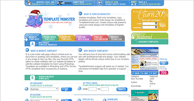 How 20 Popular WordPress Theme Providers Websites Looked in the Past