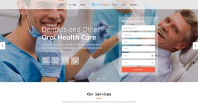 10 Great Dentist WordPress Themes for 2020