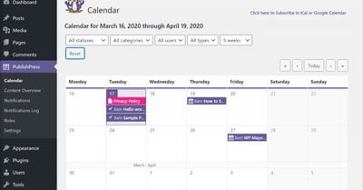 PublishPress Review: A Great WordPress Editorial Calendar Plugin