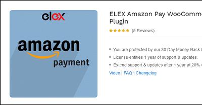 The Best Amazon Pay WooCommerce Plugin