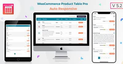7+ Best WooCommerce Product Table Plugins – 2020 (Free & Paid)