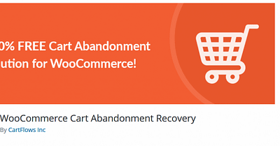 Best WooCommerce Abandoned Cart Recovery Plugins – 2020 (Free & Paid)