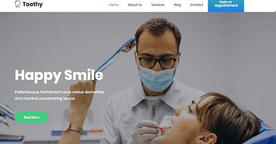11 Dentist WordPress Themes Dental Clinics and Other Medical Websites