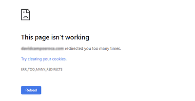 """How to Fix the """"Too Many Redirects"""" Error in WordPress"""