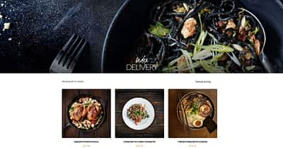 Best 10+ WooCommerce Food Delivery Themes for WordPress in 2020