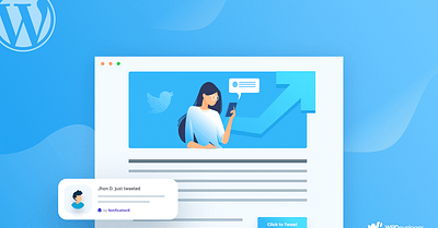 Top Ways to Increase Twitter Engagement Rate From Your WordPress Website