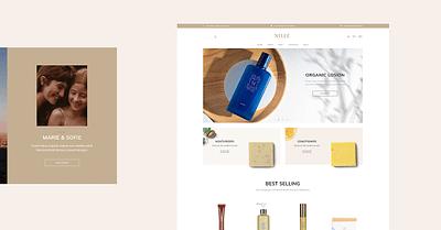 Nillé eCommerce Theme: A Case Study