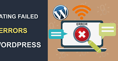 How to Fix Updating Failed and Publishing Failed Errors in WordPress Page and Post Editor