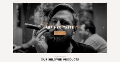 5 Smoking Hot Tobacco WordPress Themes