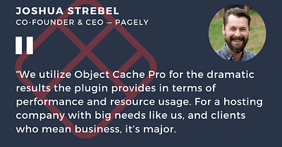 Pagely Changes the Caching Game in Hosting with Object Cache Pro Partnership