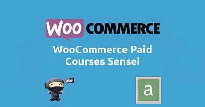 WooCommerce Paid Courses Sensei