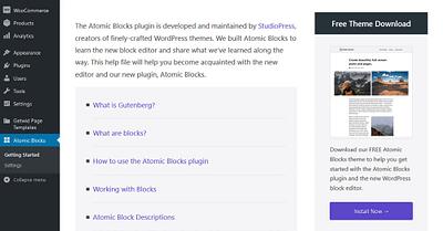 WordPress Gutenberg Addons Compared: Atomic Blocks vs. Getwid