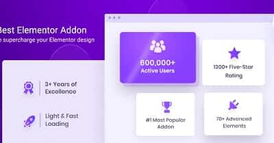 10 FREE Addons for Elementor: Which One to Choose?