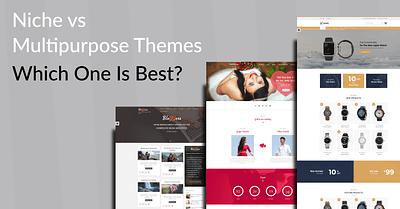 Why Use Multi Purpose WordPress Themes?