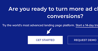 Instapage Free Trial
